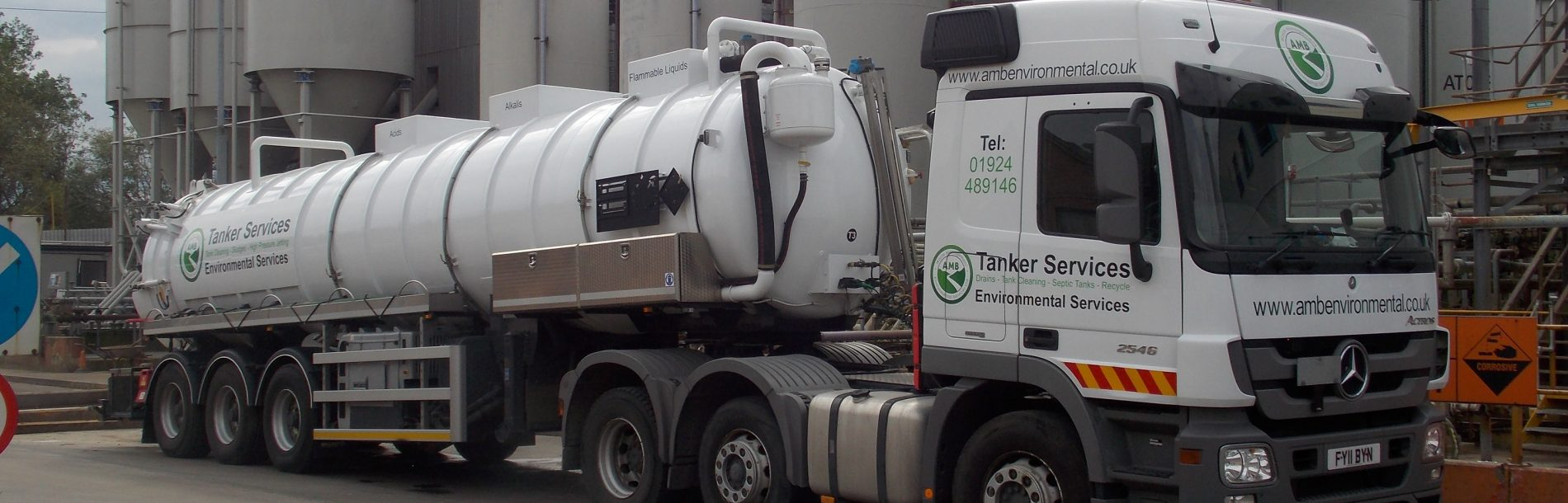 AMB Environmental - Banner Image - Tanker Services Crop Final2