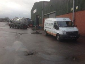 DRAIN WORK AT JOE POLE STORAGE IN BARNSLEY - Image 4