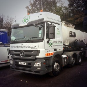 NEW ACTROS TO OUR FLEET